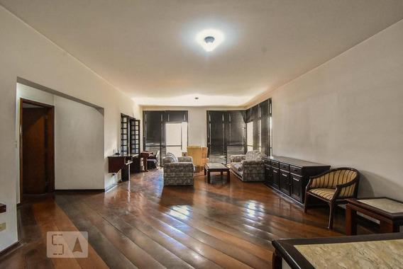 Apartamento No 3º Andar Mobiliado Com 3 Dormitórios E 4 Garagens - Id: 892970592 - 270592