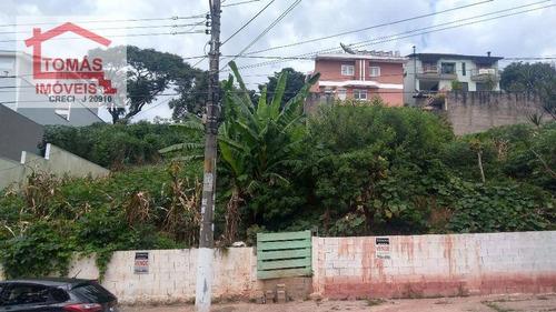 Imagem 1 de 4 de Terreno À Venda, 420 M² Por R$ 630.000,00 - City América - São Paulo/sp - Te0218