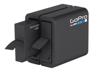 Gopro Cargador Doble+bateria Hero 7 6 5 Black Gopro Cuotas