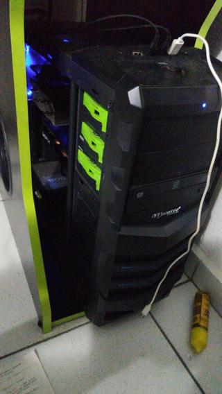 Pc Gamer Fx 8350 + Rx 480 Xfx + 16gb Ddr3 1600mhz + Ssd 250gb