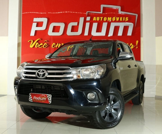 Toyota Hilux Cabine Dupla Srv 2.8 Diesel Automática 4x4 |