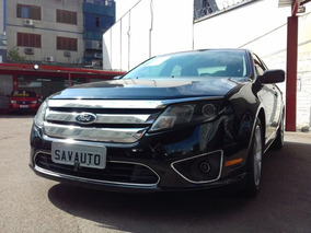 Ford Fusion Sel 2.5 16v 173cv Aut. 2012 Preta Flex