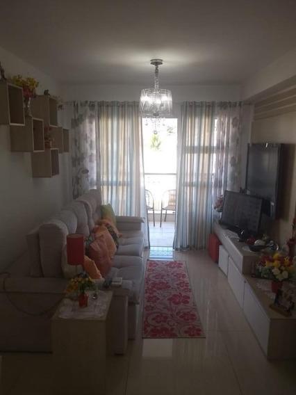 Apartamento Com 4 Dormitórios À Venda, 118 M² Por R$ 600.000 - Campo Grande - Rio De Janeiro/rj - Ap0893