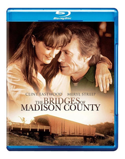 Blu-ray The Bridges Of Madison County / Puentes De Madison