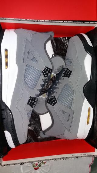 Tênis Nike Air Jordan 4 Cool Gray Top !!!