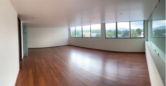 Amplio Penthouse En El Sur De Cdmx