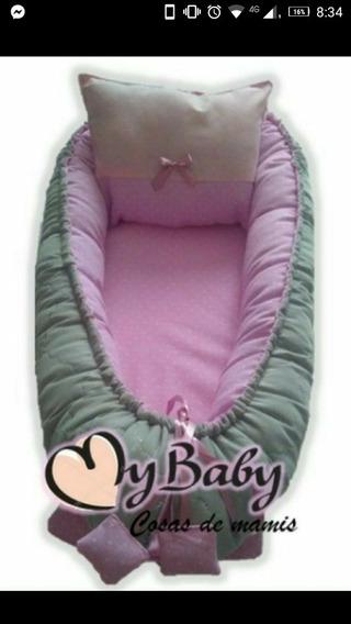 Cojin Nido Para Bebé