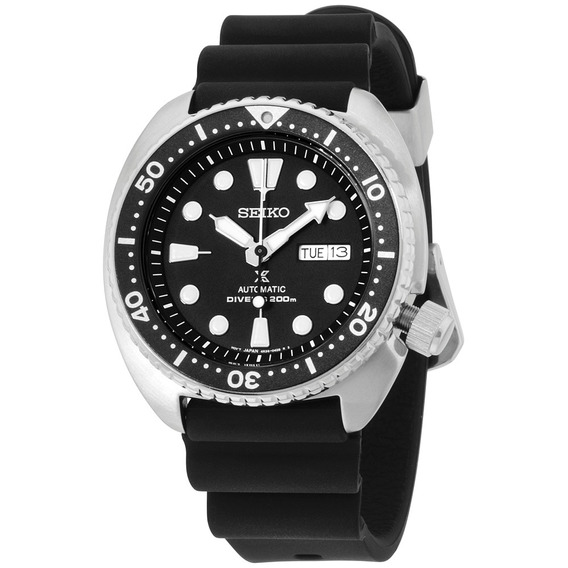 Relógio Seiko Prospex Turtle Diver Automatico 45mm Srp777