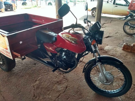 Moto Triciclo Honda Cargueira