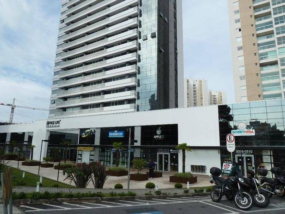 Conjunto Para Alugar, 65 M² Por R$ 2.500,00/mês - Ecoville - Curitiba/pr - Cj0022