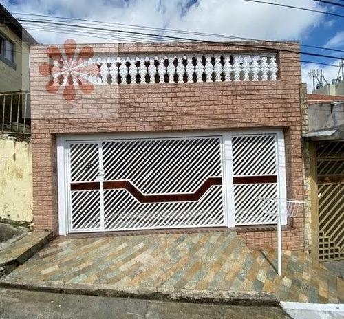 Imagem 1 de 15 de Casa Sobrado Em Vila Beatriz  -  São Paulo - 5621