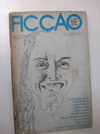 Revista Ficção - 30/78 - Eric Nepomuceno - Olympio Monat