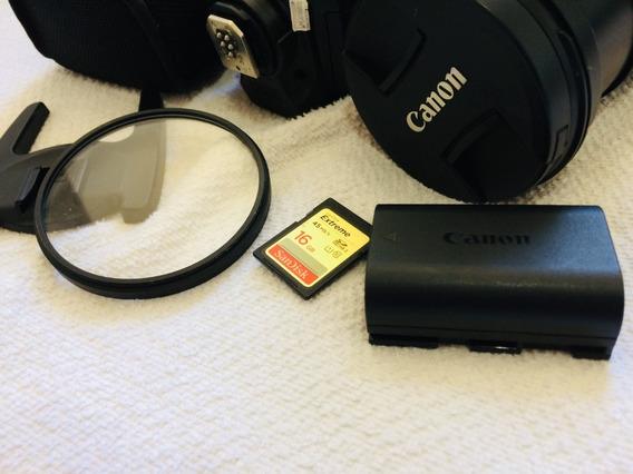 Canon 60d Profissional Semi Nova
