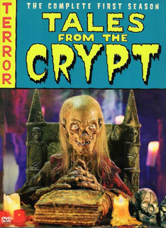 Tales From The Crypt - Temporada 1 Región 1 Terror - 2 Dvd´s