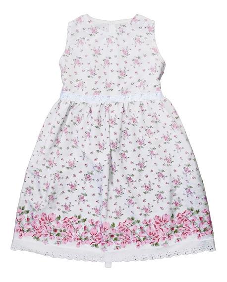 Vestido Nena 12-14-16 Broderie Niña
