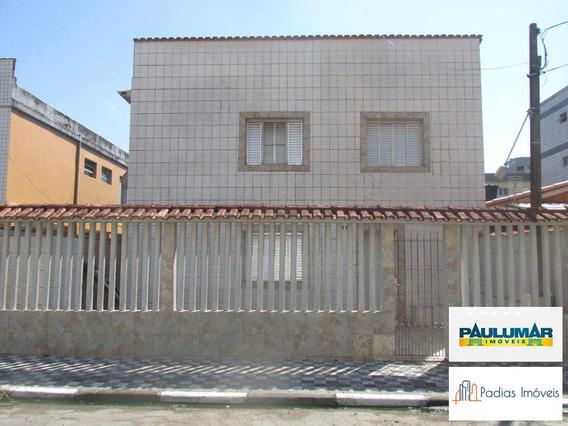 Kitnet Com 1 Dorm, Centro, Mongaguá - R$ 120 Mil, Cod: 857639 - V857639