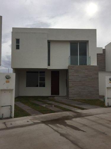 Casa Amueblada En Renta En Puerta Natura, San Luis Potosi
