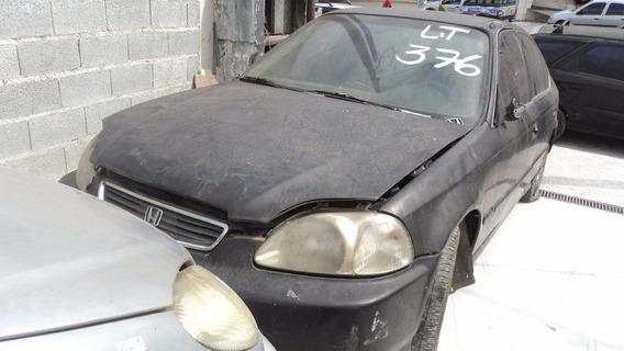Honda Civic Ex 1.6 16v 1998 (sucata Somente Peças