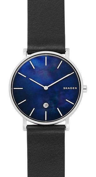 Relógio Skagen Masculino Galaxy Prata Skw6471/0pn