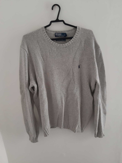 Suéter 100% Algodão Da Polo Ralph Lauren