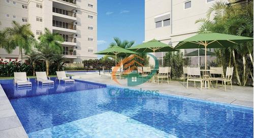 Imagem 1 de 21 de Apartamento 154 Metros  4 Dormitórios, Bosque Maia ,plano Direto E Bancário - Ap0204