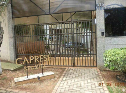 Apartamento Com 2 Dormitórios À Venda, 50 M² Por R$ 245.000 - Vila Industrial (campinas) - Campinas/sp - Ap2914