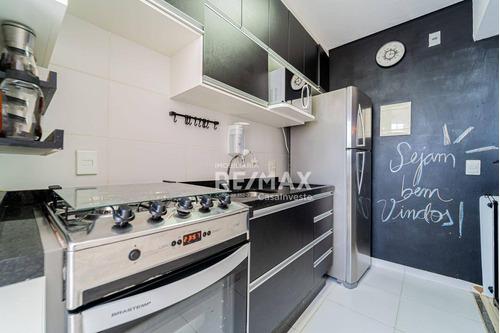 Imagem 1 de 30 de Apartamento Com 2 Quartos À Venda, 53 M² Por R$ 260.000 -  Barueri/sp - Ap0616