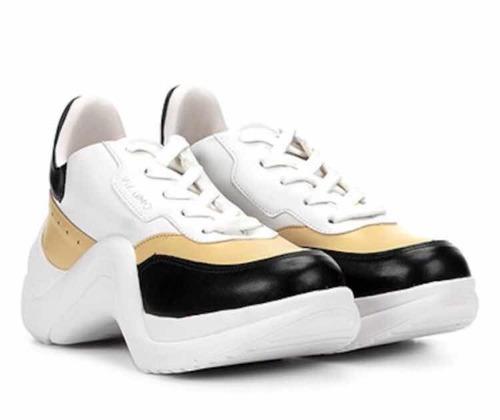 9570c18c8 Tenis Via Uno Plataforma - Sapatos com o Melhores Preços no Mercado ...