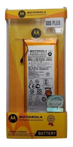 Imagen 1 de 2 de Bateria Pila Motorola Moto G6 G5s G5s Plus Hg30 Original