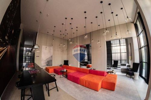 Apartamento Com 1 Dormitório Para Alugar, 30 M²  - Brooklin - São Paulo/sp - Ap0698