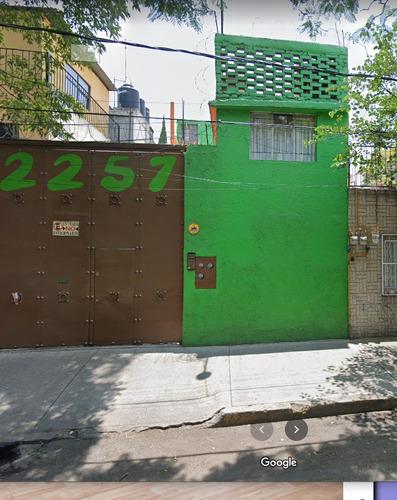 Imagen 1 de 9 de Casa En Venta En Miramontes Coapa, De 240 Mts
