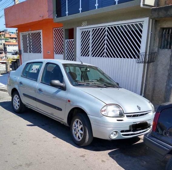 Renault Clio 1.0 Rn Sedan 16v