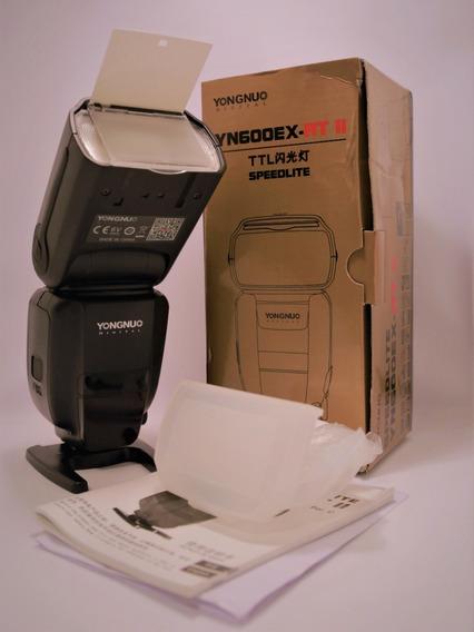 Flash Yongnuo Yn600ex-rt Ii (para Canon)