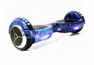 Hoverboard Skate Elétrico Smart Balance Scooter Blue Space