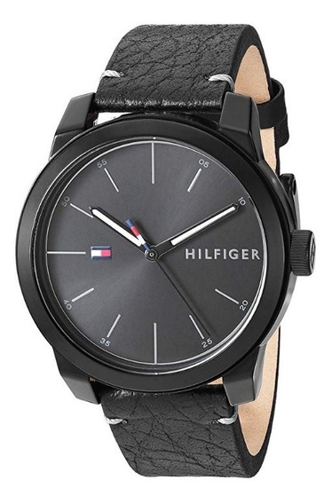 Reloj Tommy Hilfiger M. 1791384 Cuarzo Piel Hombre / J