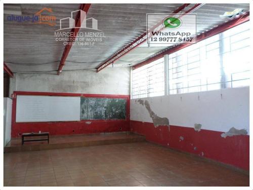 Vende-se: Imóvel Comercial No Centro - Ca1549