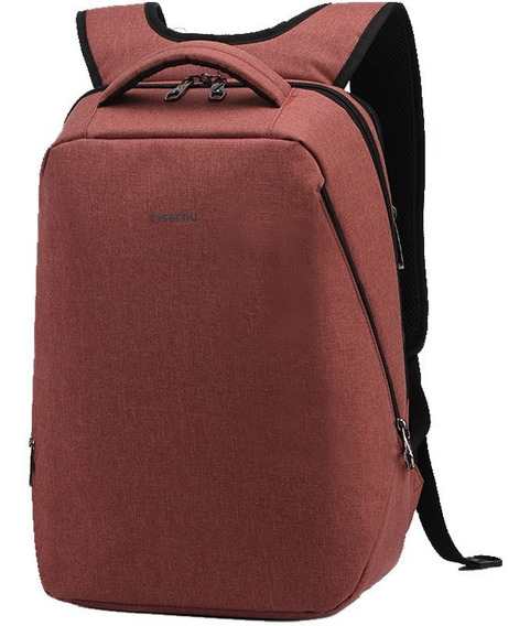 Mochila Notebook Pc Mac 14 Tigernu 13 Lts Cierre Antirrobo