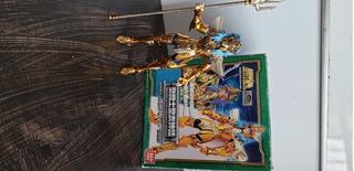 Poseidon Myth Cloth Saint Seiya Bandai