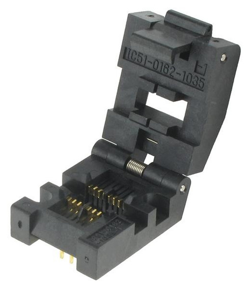 Textool Testador Tester Burn In Socket Ic51-0162-1035