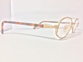 5ac68b01b Oculos Redondo Masculino Dourado Classico Anos 90 Retro Inox. São Paulo ·  Armação De Grau Vintage Retrô Anos 90 Ferruzzi Mod.5216 Cor2