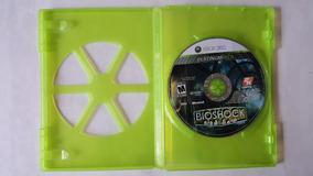Bioshock - Xbox 360 - Original Fisica - Sem Encarte