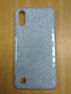 Forro Glitter Escarchado Para Samsung A10 / A20 / A30 / A50