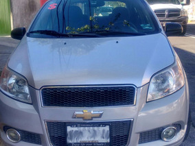 Chevrolet Aveo 1.6 Ls 4vel At