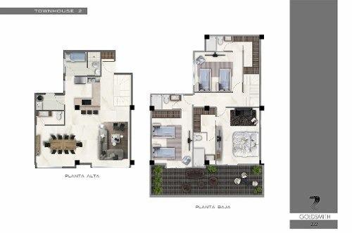 (crm-34-1437) Town House 102