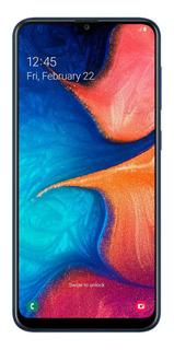 Samsung Galaxy A20 Dual SIM 32 GB Azul 3 GB RAM