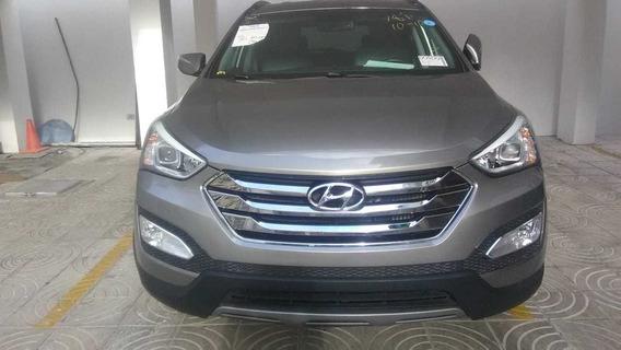 Hyundai Santa Fe Sport 2015 Importada 1 Año De Garantia