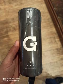 Vaporizador De Ervas Secas G Pen Elite( Grenco Science)