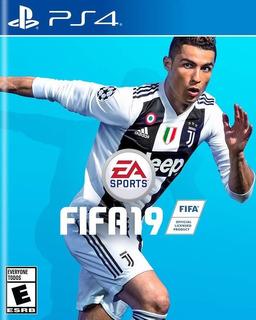 Fifa 19 Standar Edition Juego Digital Ps4