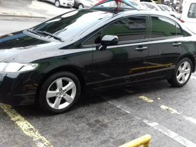Honda Civic Lxs Flex 2008 Ótimo Estado $ 29900 Financiamos