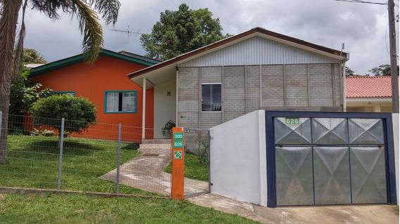 Casa Em Campo Magro Com 2 Casas
